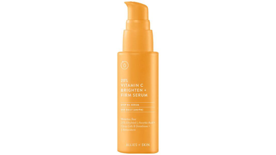 """""""20% Vitamin C Brighten + Firm Serum"""" von Allies of Skin"""