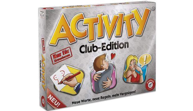 """""""Activity Club Edition"""" von Piatnik"""