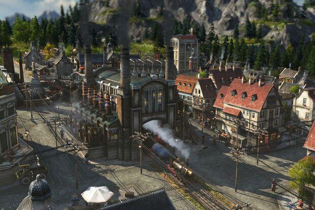"""""""Anno 1800"""" von Ubisoft"""
