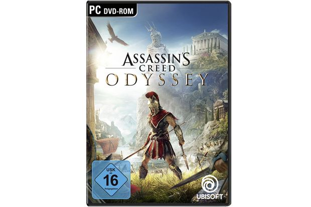 """Assassins Creed: Odyssey"" von Ubisoft"
