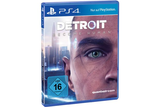 """Detroit: Become Human"" von Sony Computer Entertainment"