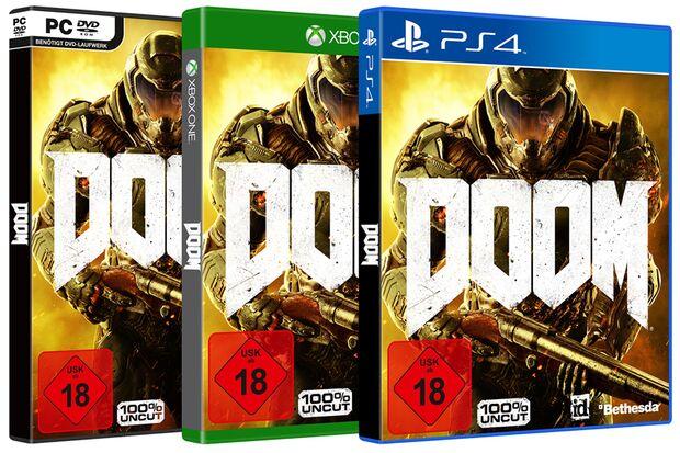 """""""Doom"""" von Bethesda"""