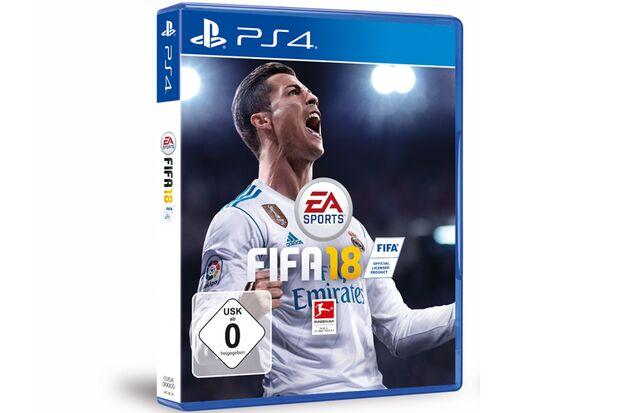 """FIFA 18"" von Electronic Arts"