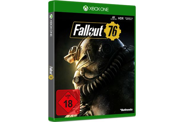 """Fallout 76"" von Bethesda"