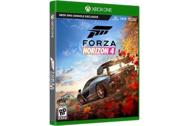 """""""Forza Horizon 4"""" von Microsoft Game Studios"""