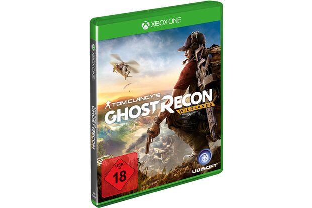 """""""Ghost Recon: Wildlands"""" von Ubisoft"""