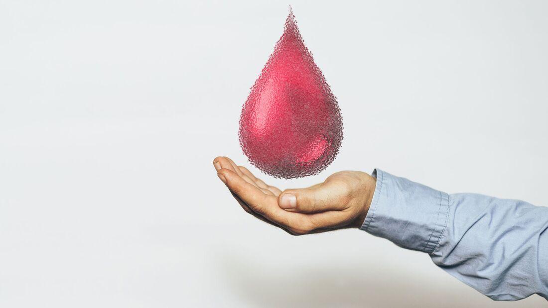 blutspenden während der periode