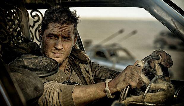 """""""Mad Max: Fury Road"""": Heavy-Metal-Konzert in der Wüste"""