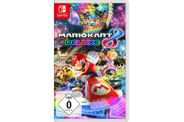 """""""Mario Kart 8 Deluxe"""" von Nintendo"""