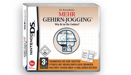 """""""Mehr Gehirn-Jogging -  Wie fit ist Ihr Gehirn?"""" für Nintendo DS"""