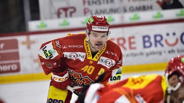 """Profi-Eishockeyspieler Jan Neuenschwander: """"Es ging an die Substanz"""""""