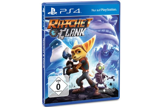 """Ratchet & Clank"" von Sony Computer Entertainment"