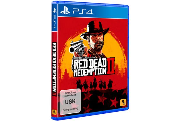 """Red Dead Redemption 2"" von Rockstar Games"