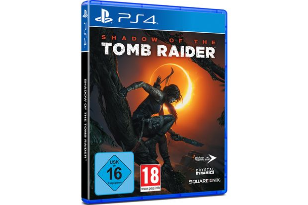 """Shadow of the Tomb Raider"" von Square Enix"