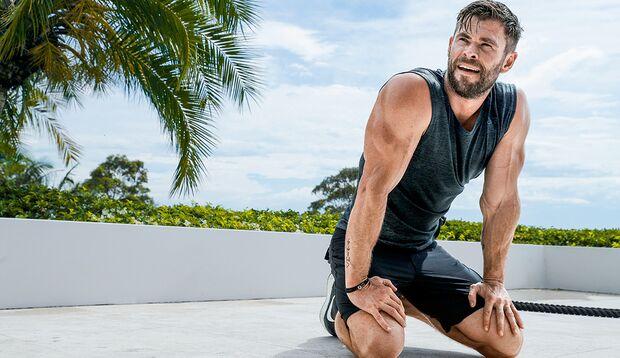 """""""Thor""""-Darsteller Chris Hemsworth bringt sich pünktlich zum Drehbeginn in Bestform"""
