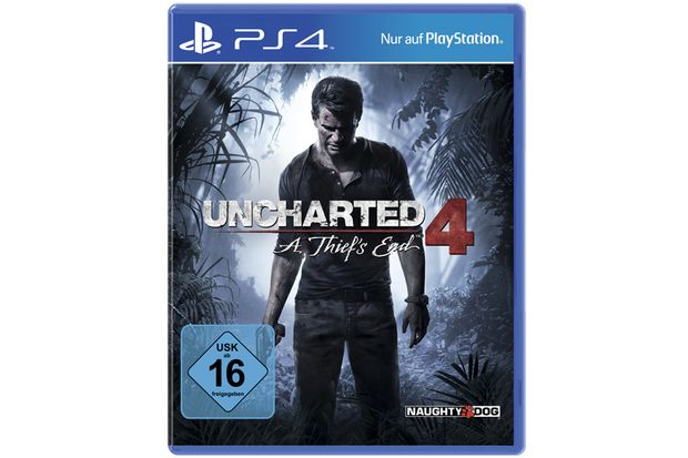 """Uncharted 4: A Thief's End"" von Sony Computer Entertainment"