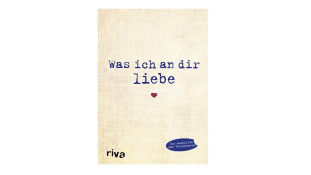 """Was ich an dir liebe"" Buch"