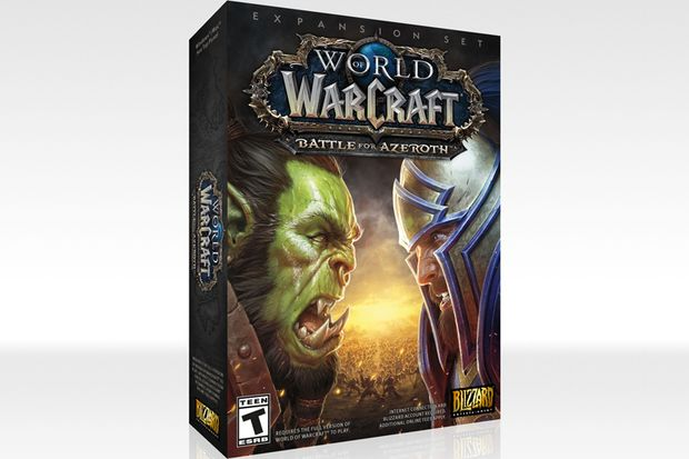 """World of Warcraft: Battle of Azeroth"" von Blizzard"