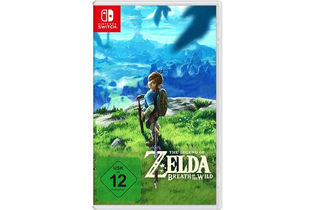 """""""Zelda: Breath of the Wild"""" von Nintendo"""