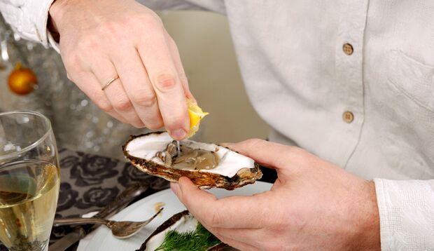 1 Auster deckt bereits den Tagesbedarf an Zink