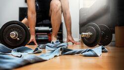 10 Arm-Übungen für zu Hause