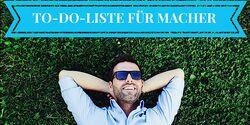 10 Dinge, die Sie in diesem Jahr unbedingt tun sollten