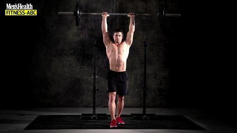 10 Fitness-ABC 07: Das perfekte Schulterdrücken