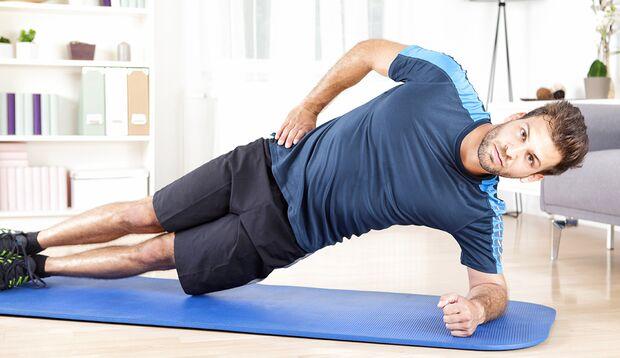 10 praktische Tipps, um zu Hause zu trainieren