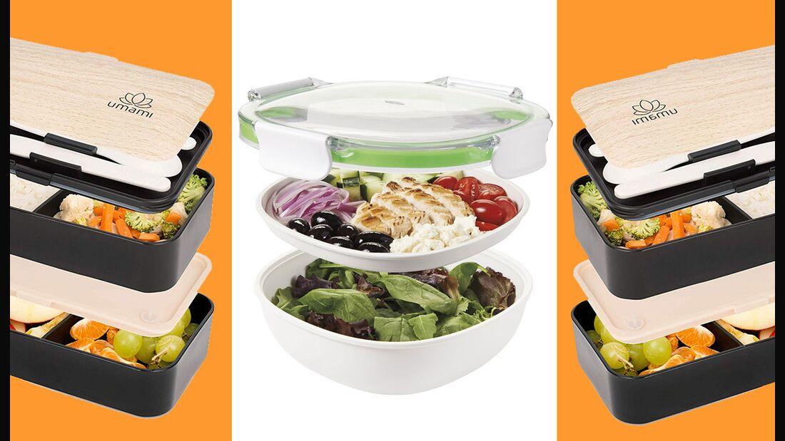 10 schicke Lunchboxen für Meal Prepper