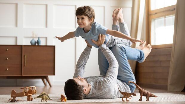14 Tage so intensiv mit seinen Kindern zu verbringen, kann eine Herausforderung sein