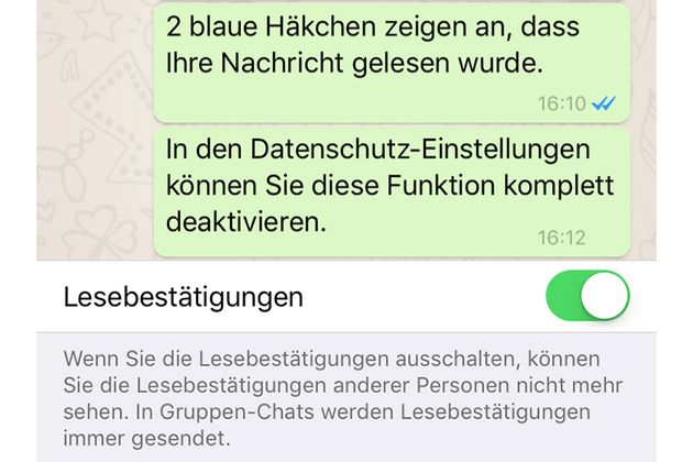 Profi Tricks Und Funktionen Für Whats App Mens Health