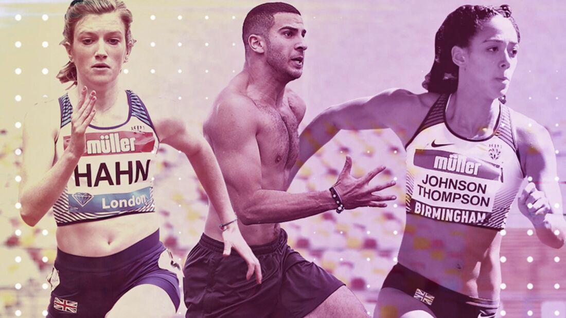 3 Weltklasse-Athleten geben Regenerations-Tipps