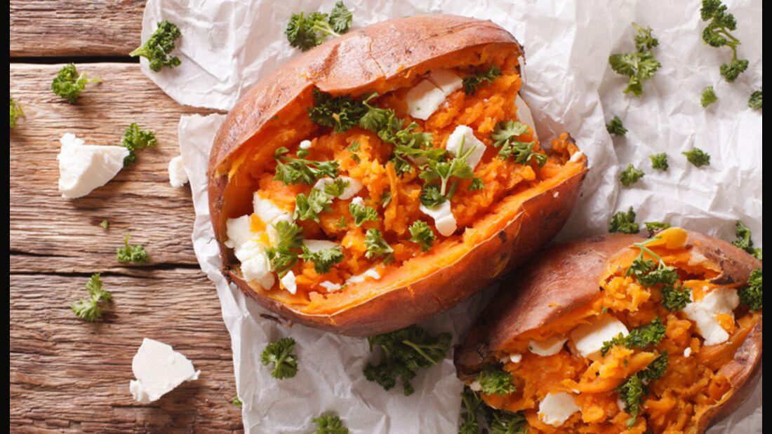 4 Gründe, öfter Süßkartoffeln zu essen