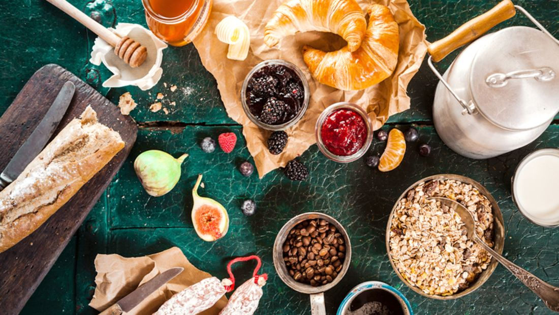 4 clevere Food-Hacks, mit denen Ihr Frühstück gesünder wird