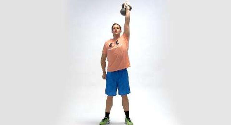 4 coole Kettlebell-Übungen - Gym-Kurse im Test