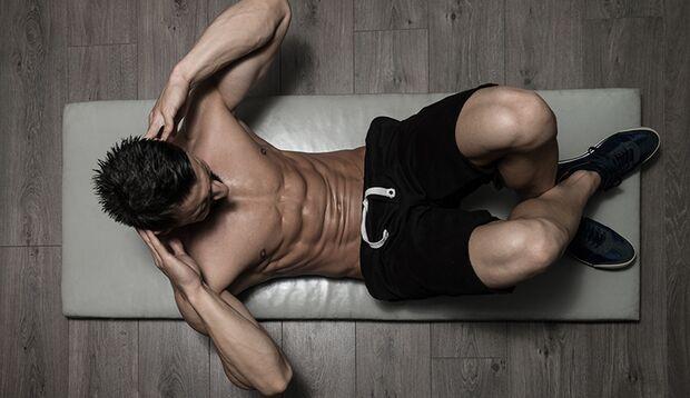 5 Gründe, warum sich Ihre Bauchmuskeln nicht abzeichnen