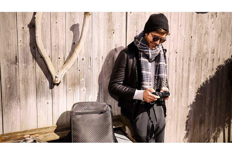 Schal binden: 3 stylische Wickeltechnicken | MENS HEALTH