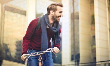 6 Arten, einen Schal zu binden
