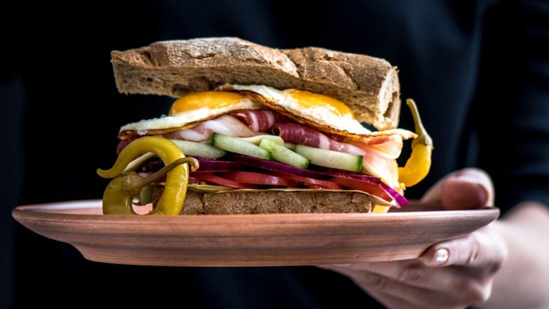 6 Sandwich-Rezepte für jede Gelegenheit