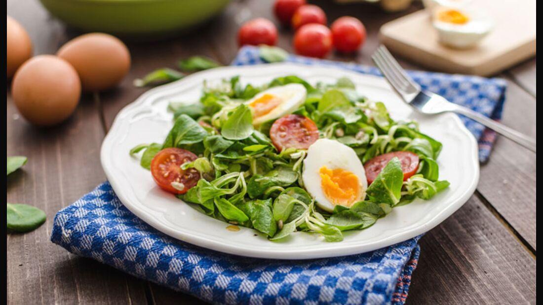 7 Rezepte mit hartgekochten Eiern