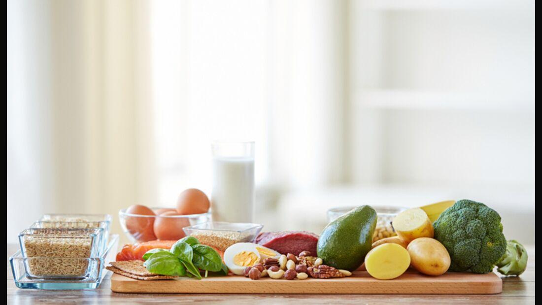7 verschiedene Ernährungsformen im Test
