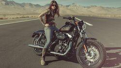 8 Gründe eine Bikerin zu daten