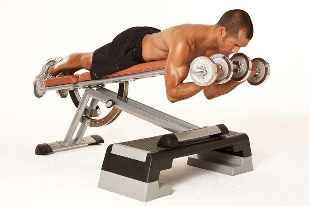9 Top-Übungen für Brust, Schultern und Arme