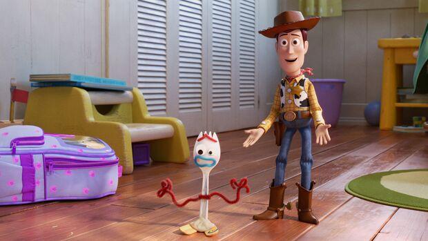 A Toy Story: Alles hört auf kein Kommando – Spielzeug-Helden in der Sinnkrise