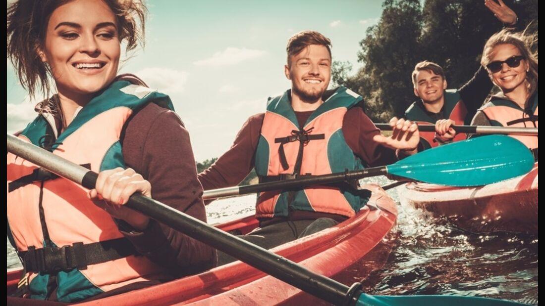 Abenteuer am Wasser