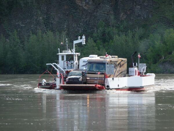 Abenteuer auf dem Yukon – mit dem Kanu durch Kanada