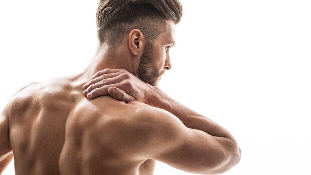 Abhilfe bei Muskelkater