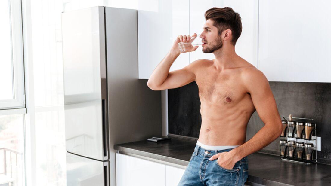 30-minütige Routine zum Abnehmen für Männer