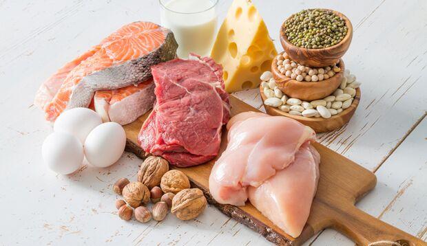 Abnehmen mit der Eiweiß-Diät – so klappt's