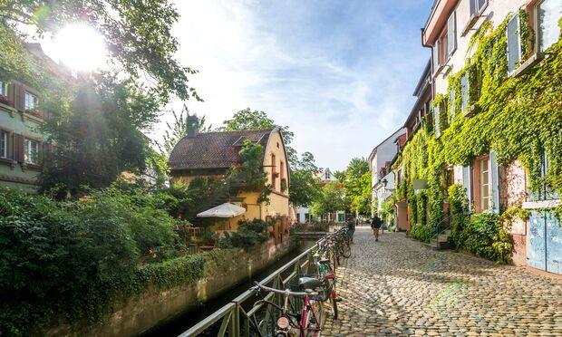 Die 6 schönsten Reiserouten Deutschlands - MEN'S HEALTH